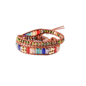 Bracelet Wrap «Cristal»
