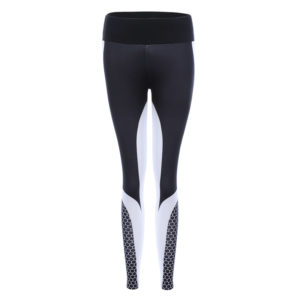 Legging de Yoga Gym Running – Design Nid d'abeille