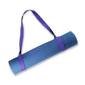 Sangle de transport pour tapis de yoga