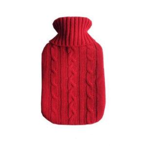 Bouillotte tricotée 2L