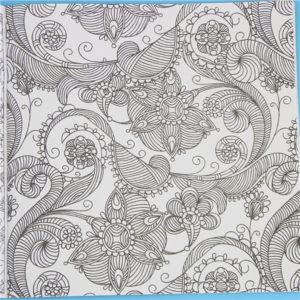 Livre de mandalas à colorier