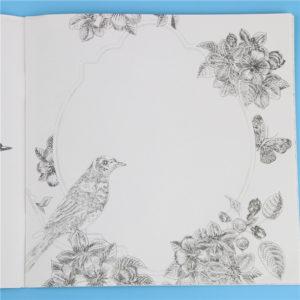 Livre de mandalas à colorier «Exploration»